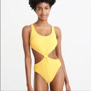 Abercrombie swim suit